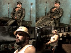 DVD 461 A & B Tauro is the Gasman, & Leather Daddy
