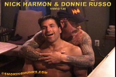 DVD145 NICK Harmon & Donnie Russo