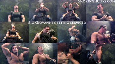 DVD 431 Giovanni gets serviced